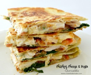 Chicken-Cheese-and-Pesto-Quesadilla-5